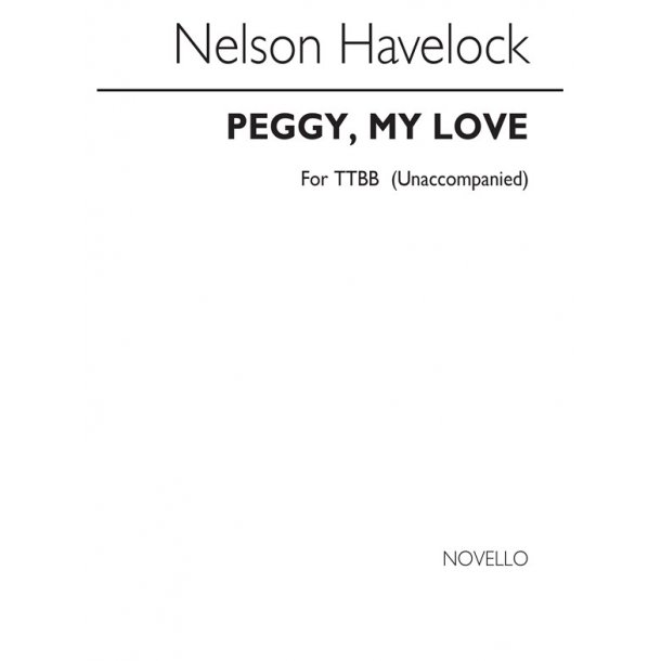 Nelson Peggy My Love Ttbb
