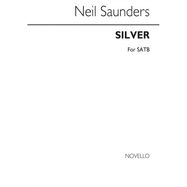 Neil Saunders: Silver