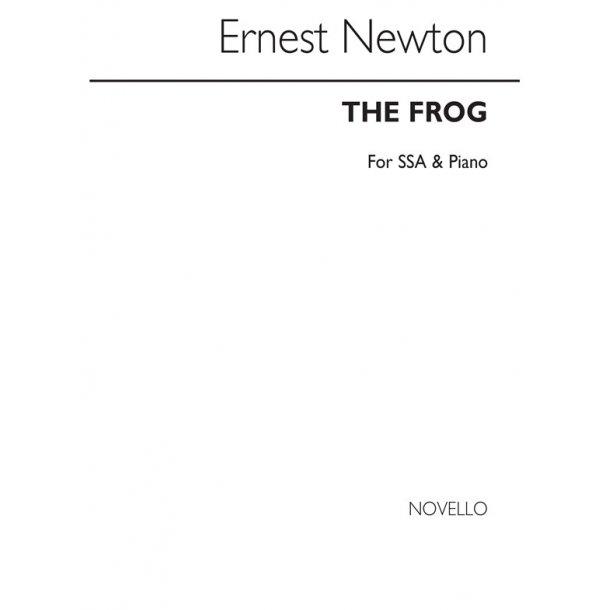 Newton, E The Frog Ssa/Pf