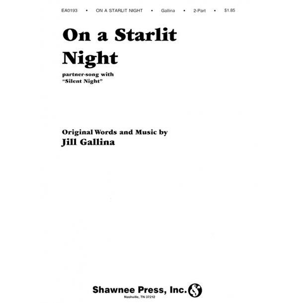 GALLINA ON A STARLIT NIGHT 2 PART
