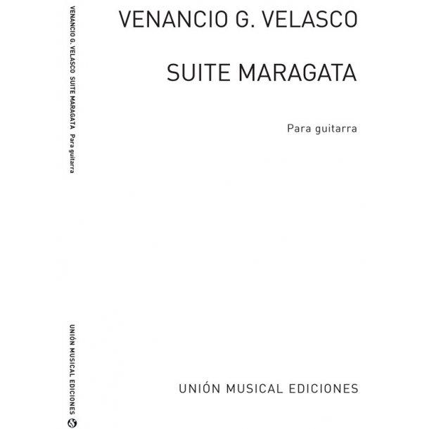 Garcia Velasco: Suite Margarata for Guitar