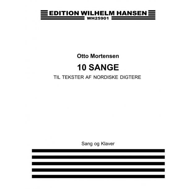 10 Sange (Nordiske Digtere)
