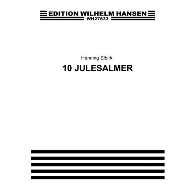 10 Julesalmer            Bok17