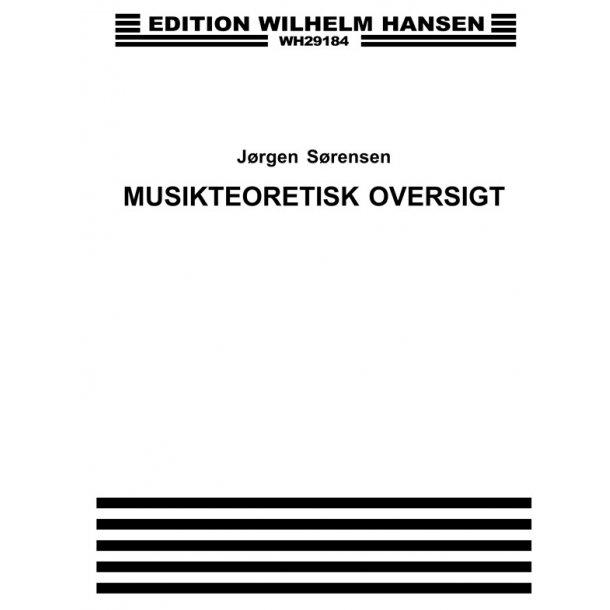 Musikteoretisk Oversigt