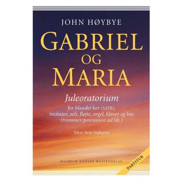 GABRIEL OG MARIA - SATB