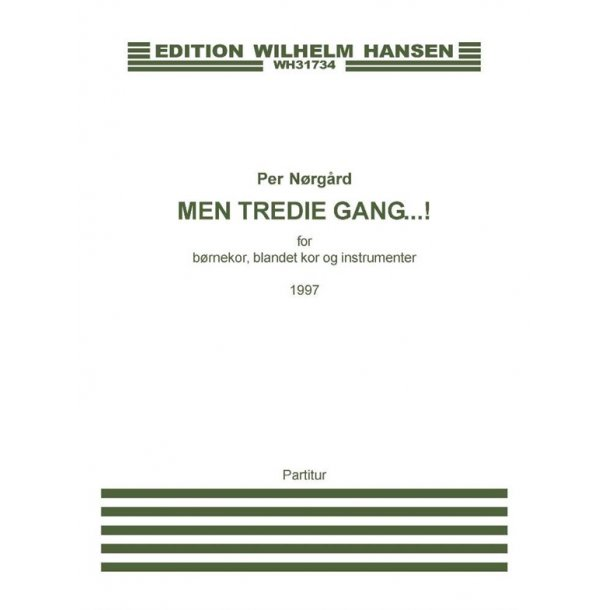 Nãrg·rd Men Tredie Gang Sc