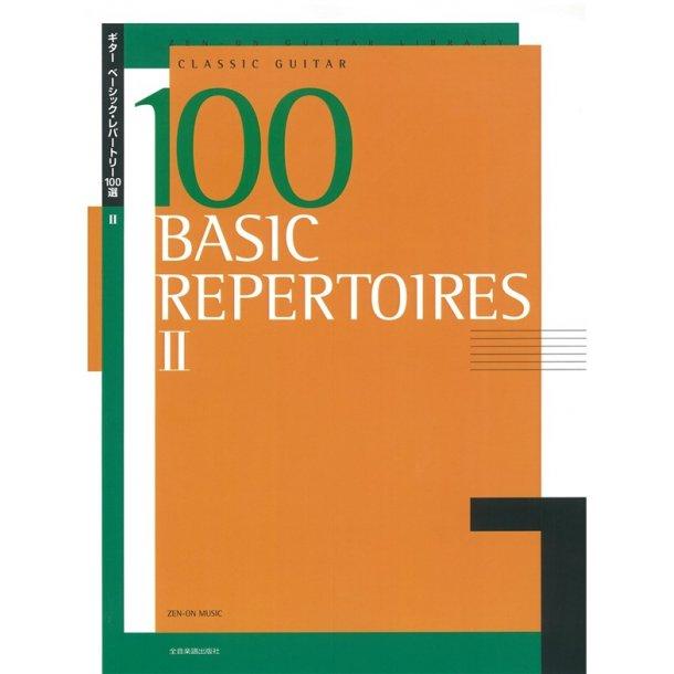 100 Basic Repertoires Volume 2