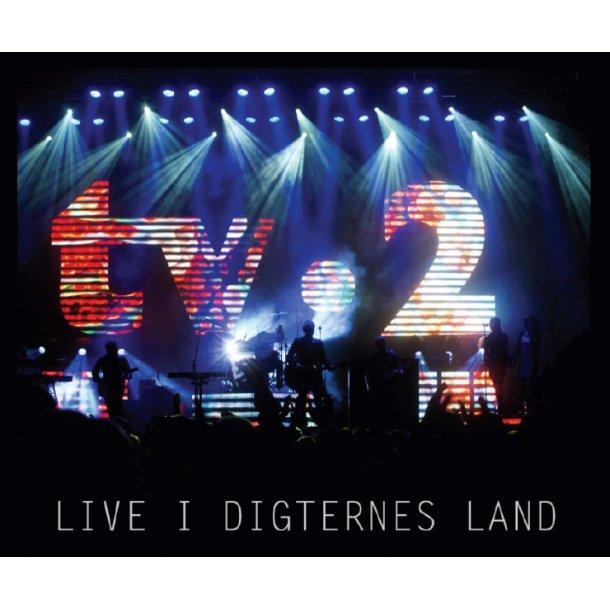 LIVE I DIGTERNES LAND - fotobog om TV-2